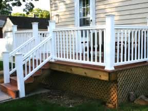 Simple Decks For Houses Ideas how to build a simple deck hgtv