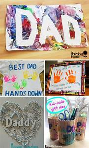 Awesome DIY Father's Day Gifts From Kids 2017