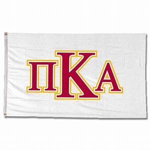 pike greek letter banner With greek letters for sale