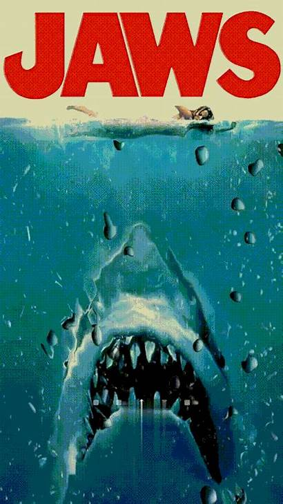Jaws Poster Movies Cinema Posters Marcos Phone