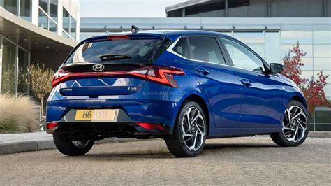 Hyundai i20 Turbo Petrol Hybrid Launched In The UK - Price ...