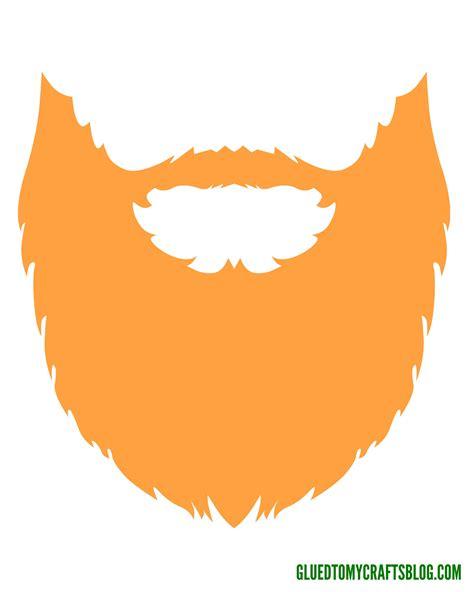 Beard Clip Beard Clipart Leprechaun Pencil And In Color Beard