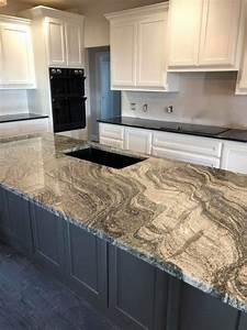 Captivating Granite Kitchen Countertops Contemporary