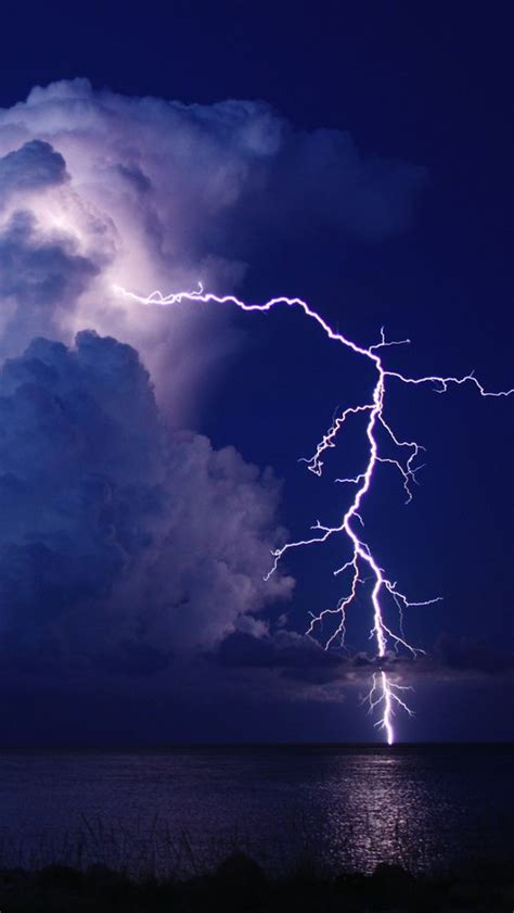 lightning storms and nature on pinterest