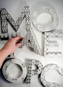 27 best images about 3d letters on pinterest typography With 3d card letters