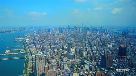 Hd Awesome Elevator Ride And Stunning View Of New York