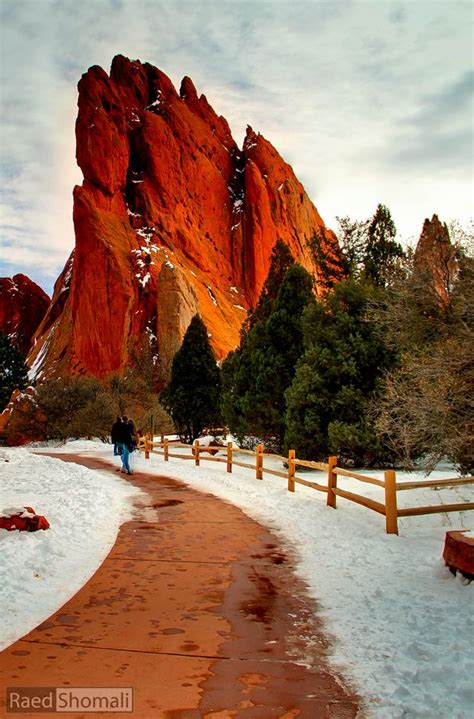 Garden Of The Gods Best Time To Visit by Garden Of The Gods Right Outside Co Springs Colorado I