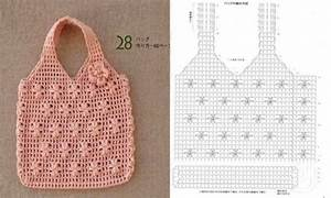 Crochet Bag  Diagram Only    U2600cq  Crochet  Crafts  Diy