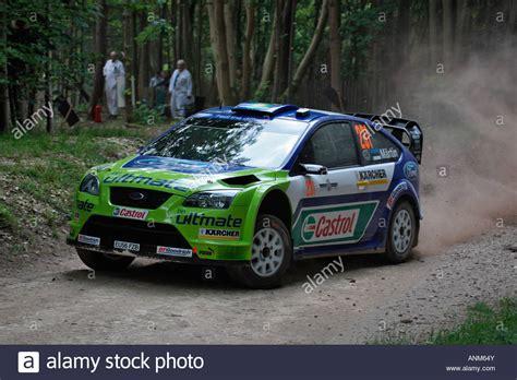 Ford Focus Rally Car Stock Photos & Ford Focus Rally Car