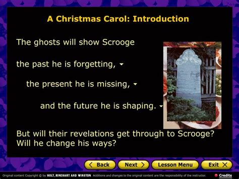 ppt a christmas carol charles dickens powerpoint