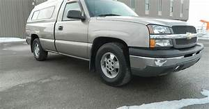 2003 Chevy Silverado 1500 W   Topper  1695  For Sale