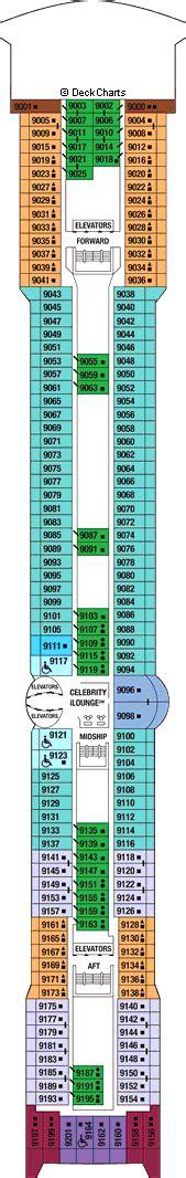 constellation deck plan 8 constellation deck 9 cruise critic