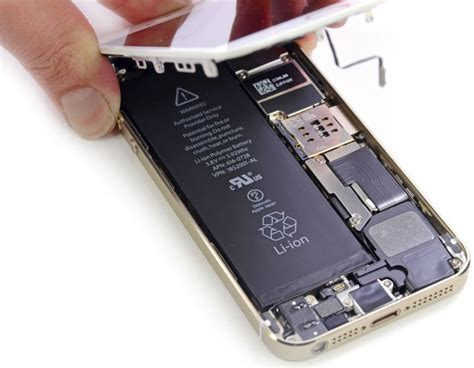 how to open iphone 5s iphone 5s teardown shows moderately repairable