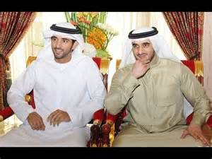 Fazza Prince of Dubai His Brother