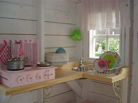 playhouse with kitchen playhouse kitchen ideas for