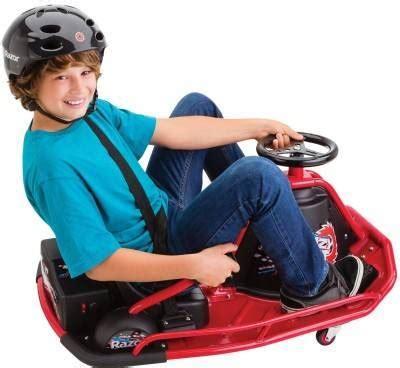 wild review    razor crazy cart kids ride wild