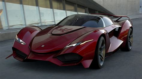 Zagato Has Made A 997bhp Vision Gran Turismo Car