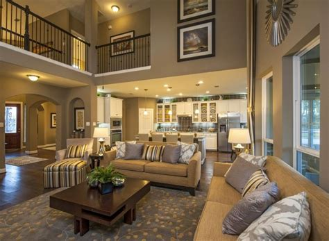 11 best Two Story Family Room images on Pinterest   Homes