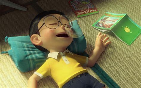 哆啦A梦:伴我同行电影高清壁纸预览 10wallpaper com