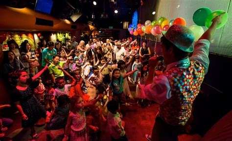 Daytime Dance Party For Children Zoukidisco X Party Mojo