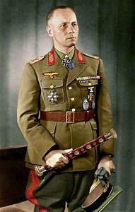 Erwin Rommel: The Desert Fox, commander of German forces ...