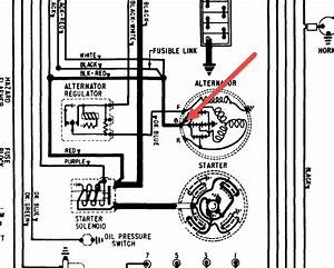 Pontiac Bonneville Alternator Wiring Diagram