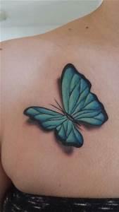3d Tattoos Kosten : dine91 3d schmetterling tattoos von tattoo ~ Frokenaadalensverden.com Haus und Dekorationen