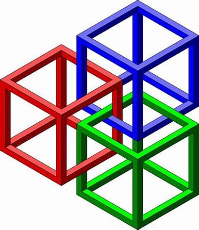 Shapes Geometric Clip Clipart Vector Cliparts Clker