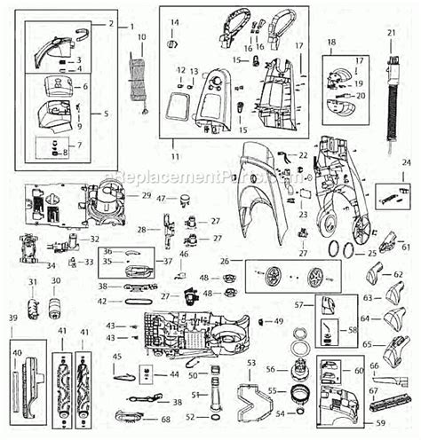 Bissell Proheat Parts Diagram Automotive