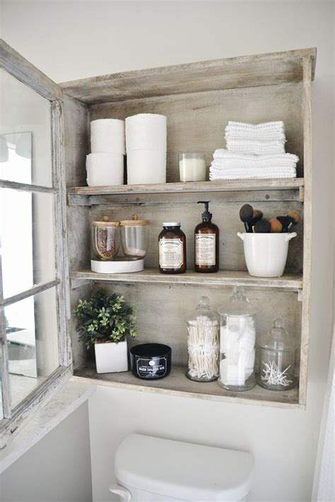 Bathroom Shelf Ideas by 30 Best Bathroom Storage Ideas And Designs For 2019