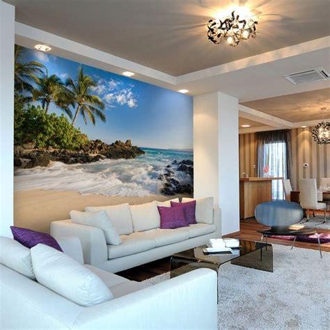 fotomurales decorativos  paredes sobre playas