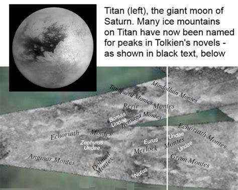 Titan: Real Home of the Hobbit? - Haritina Mogosanu ...
