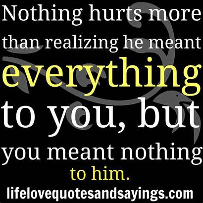 Hurt Quotes Him Sayings Hurts Words Hurting