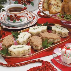 christmas tea party taste of home
