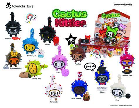 1000+ Images About Tokidoki Cactus Kitties On Pinterest