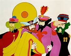 Yellow Submarine  1968...
