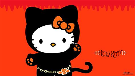 Hello Kitty Fall Wallpapers - Wallpaper Cave
