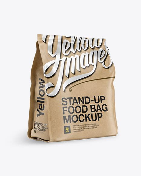 Find here free psd & vector shopping bag mockups, psd paper & fabric bags, eco bags, sets of free mockups, grocery and food bags, and many. Kraft Bag Mockup - Half Side View Packaging Mockups - Free ...