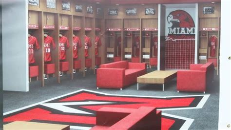 miami university spends   revamp athletic facilities
