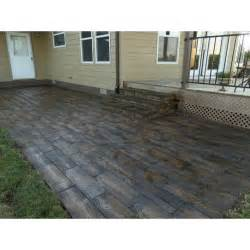 natural concrete products   sq ft barnwood plank