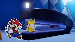 Paper Mario The Origami King Stapler Boss Guide