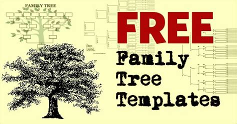 free family tree template family tree template family tree template photos free