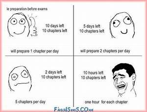 Preparation Bef... Preparing Exam Quotes