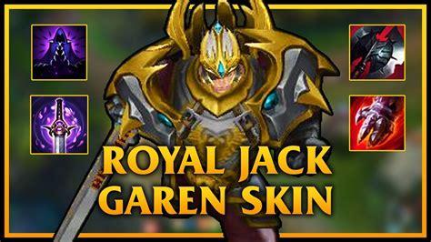 Rogue Admiral Garen Top