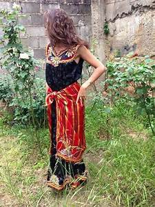 robe kabyle algerie tenue traditionnelle algerienne et With robe traditionnelle kabyle