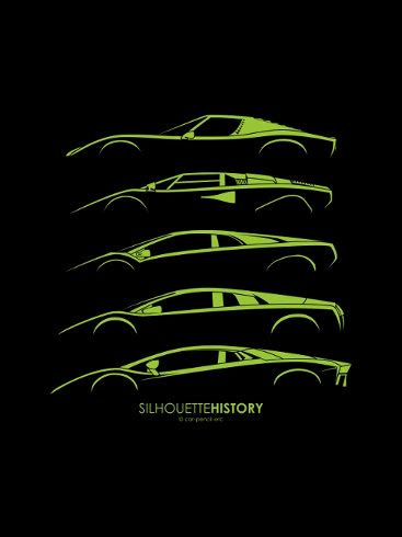 silhouettehistory series continued automotiveartistscom