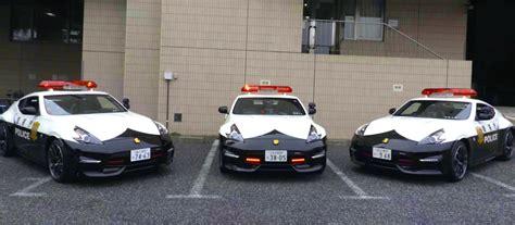 nissan  nismo police car revealed  japan