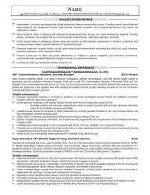 Transitioning Resume Template by Security Manager Resume The Best Letter Sle