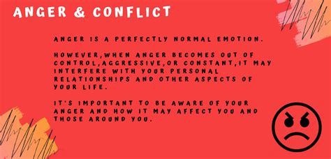conflict anger management student health counseling