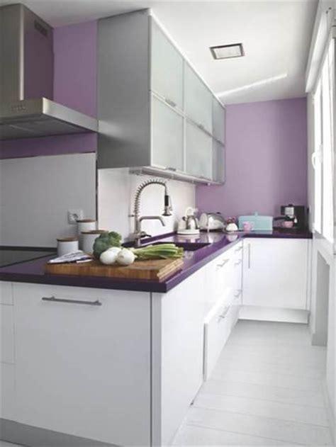 cocinas violeta decoracion de interiores  exteriores